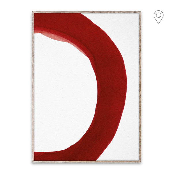 Ensõ - Red II / Norm Architects, available in different sizes - Nordic Design Home