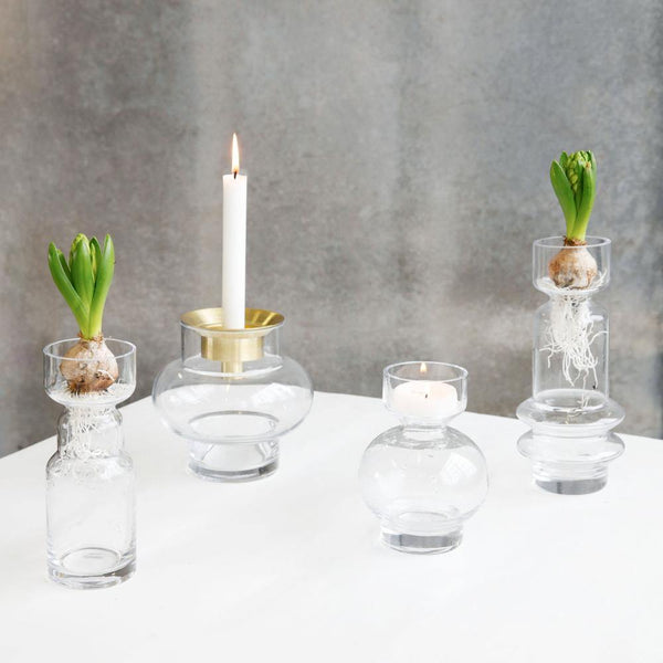 Candlestick Lid House Doctor Accessory - Nordic Design Home