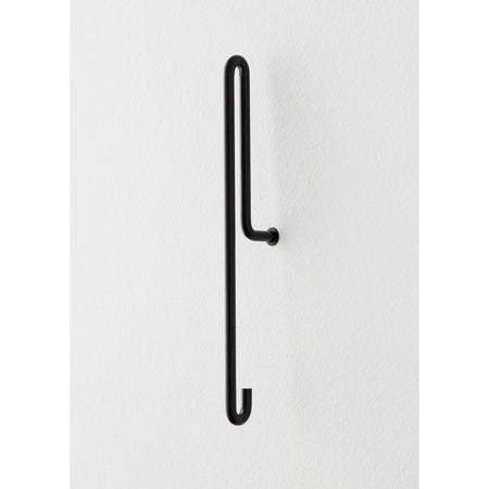 Hang Wall Hook large, black