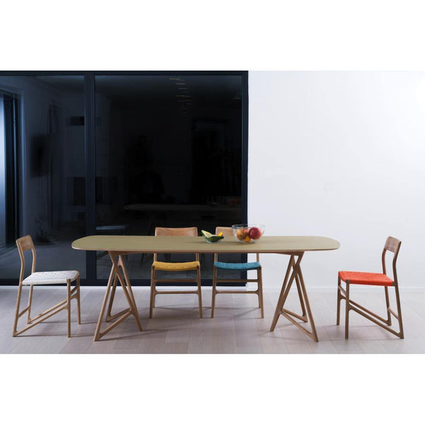 Dining table Koza blue, different sizes