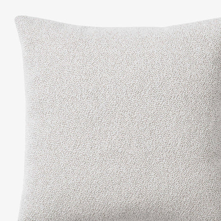 Decorative pillow Bouclé SC28, 50x50cm, different colors