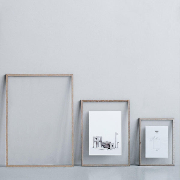 Picture frame Frame A3, different finishes - Nordic Design Home