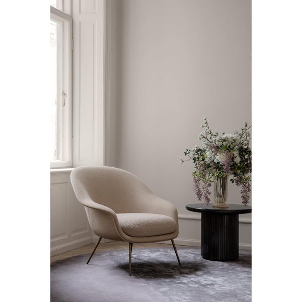 Side table Moon, different marble surfaces, Ø60cm - Nordic Design Home