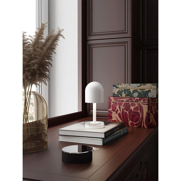 Wireless table lamp Luceo, different colors - Nordic Design Home