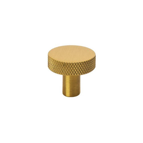 Cabinet knob Flat brass, different sizes Nordic Design Home Handle - Nordic Design Home