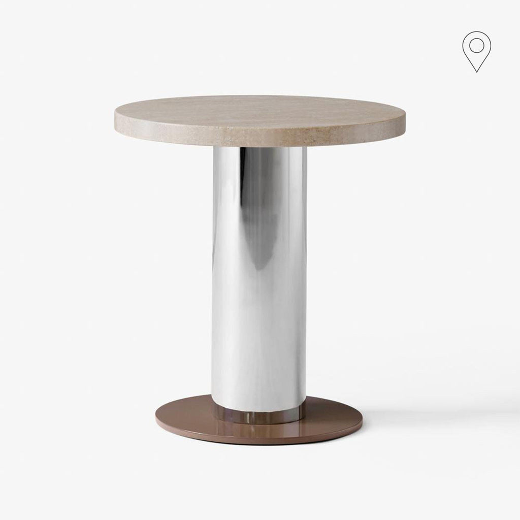 Side table Mezcla JH19, different finishes