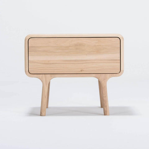 Bedside table Fawn, different finishes
