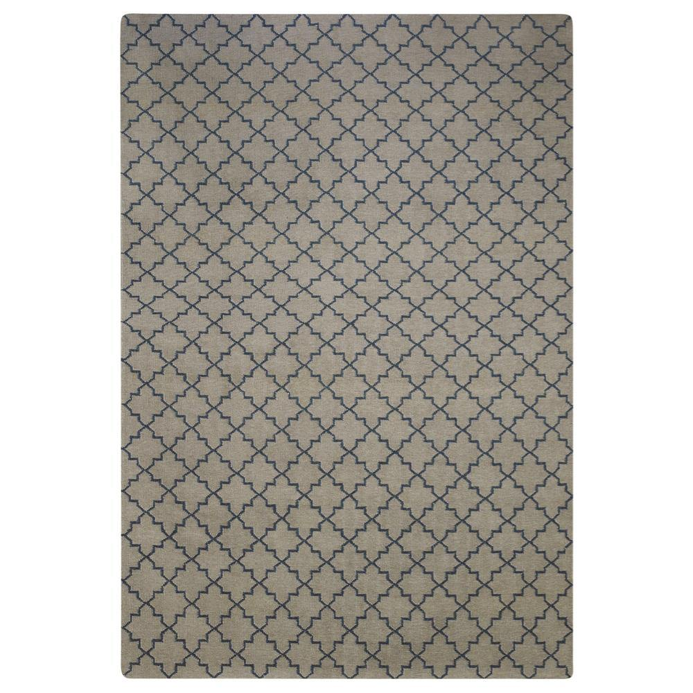 Carpet New Geometric, light gray / gray, different sizes