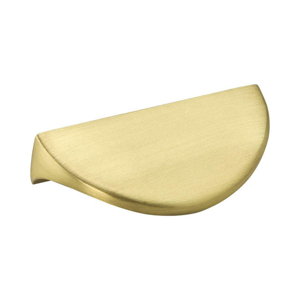 Handle Nick, brushed brass, different sizes Nordic Design Home Handle - Nordic Design Home