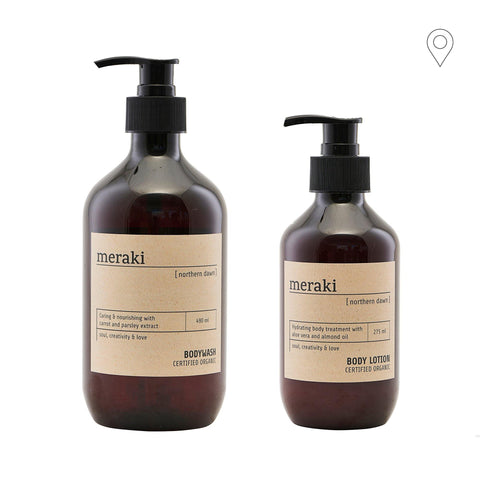 Meraki gift set for Northern Dawn body
