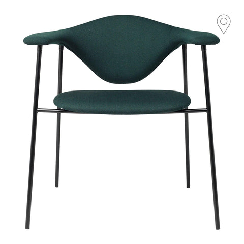 Dining chair Masculo, different fabrics - Nordic Design Home