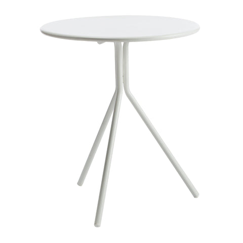 Dining table Rick, Ø65cm / Ø80cm, different colors