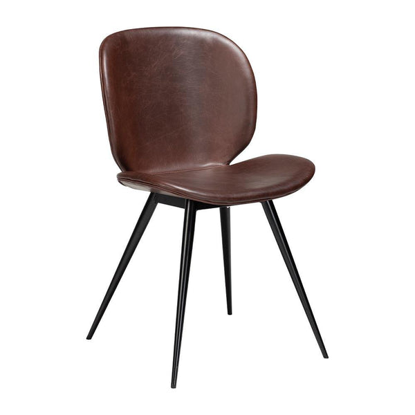 Dining chair Cloud with leather cover, different colors