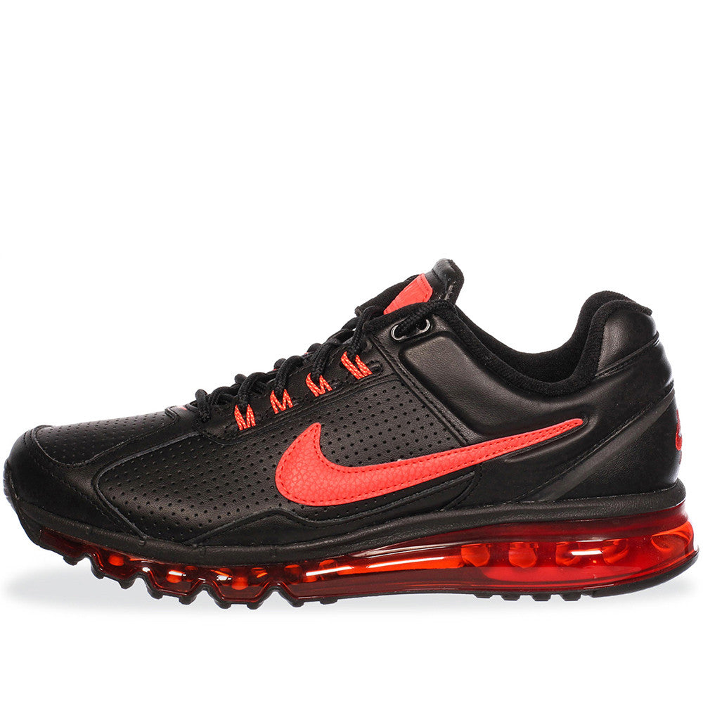 c664d083351504 Tenis Nike Air Max 2013 Leather - 599455011 - Negro - Hombre ...