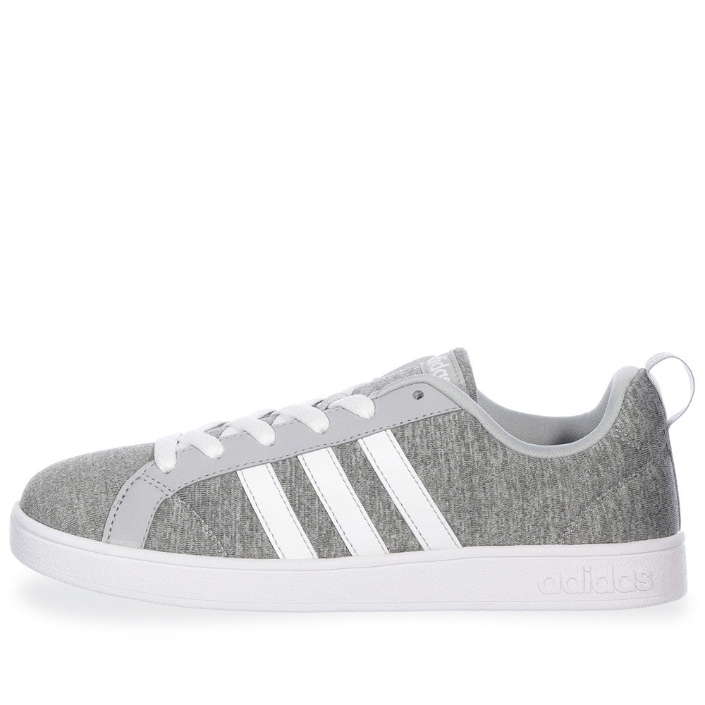 tenis adidas grises mujer