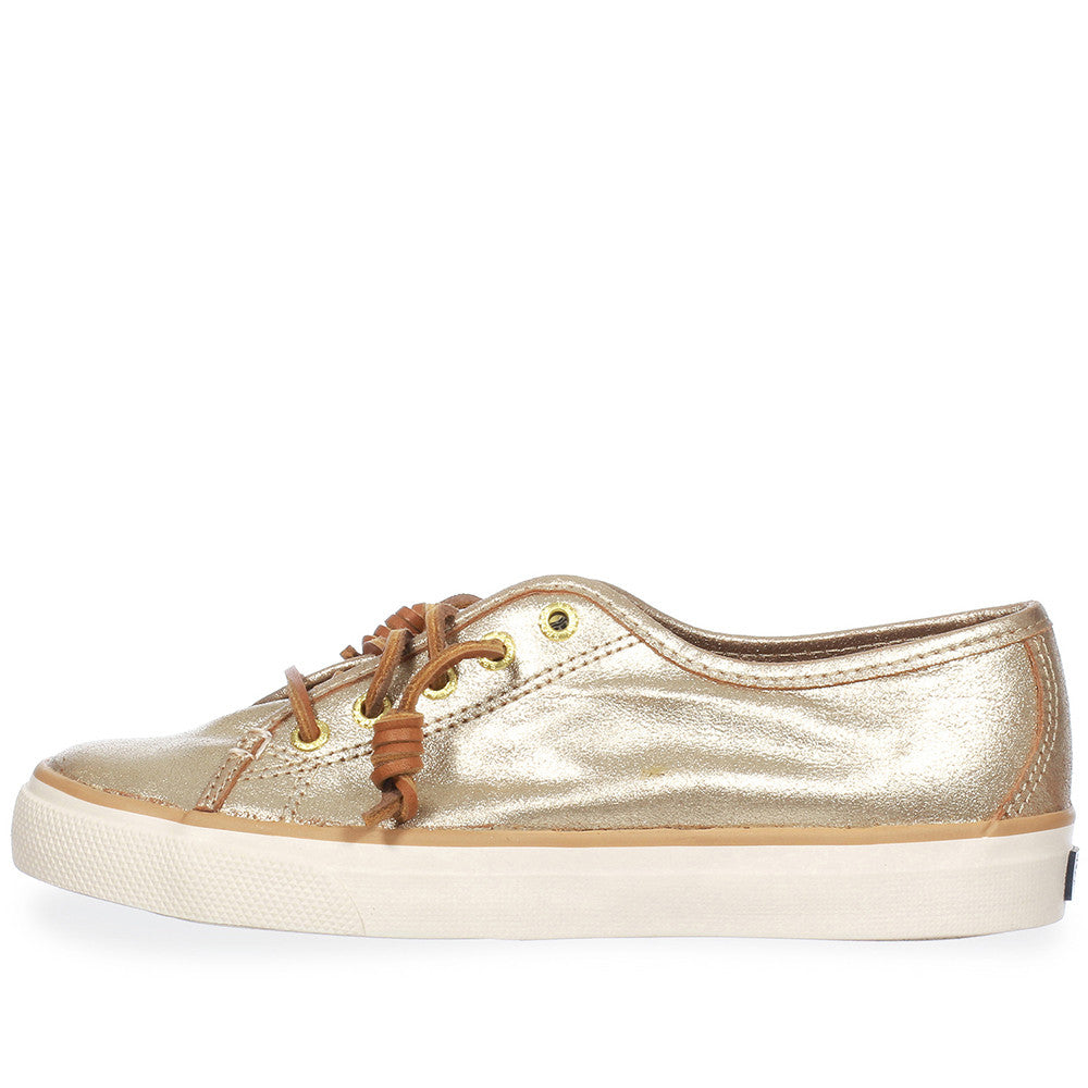 Tenis Sperry Top Sider Seacoast Metallic Sts91566