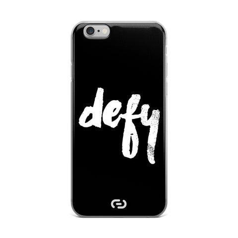 Defy iPhone Case