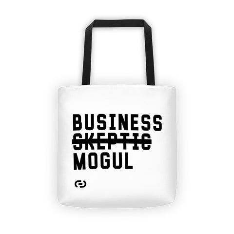Business Mogul Tote Bag