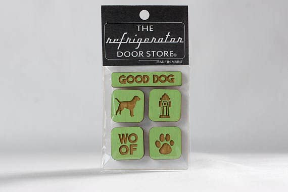 163 Design Company - Good Dog Magnet Set