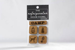Camp Magnet Set