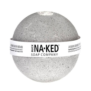 Buck Naked Soap Company - Jasmine Bath Bomb