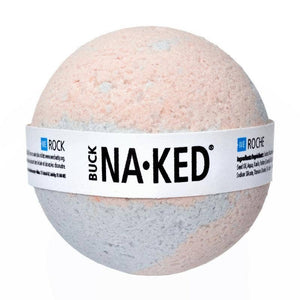 Buck Naked Soap Company - WE Rock Bath Bomb