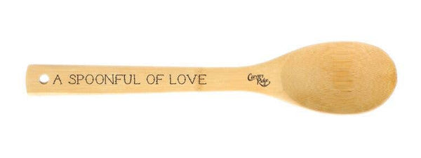 Wooden Spoon - A Spoonful of Love