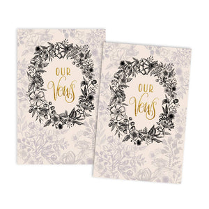 Vow Book Set