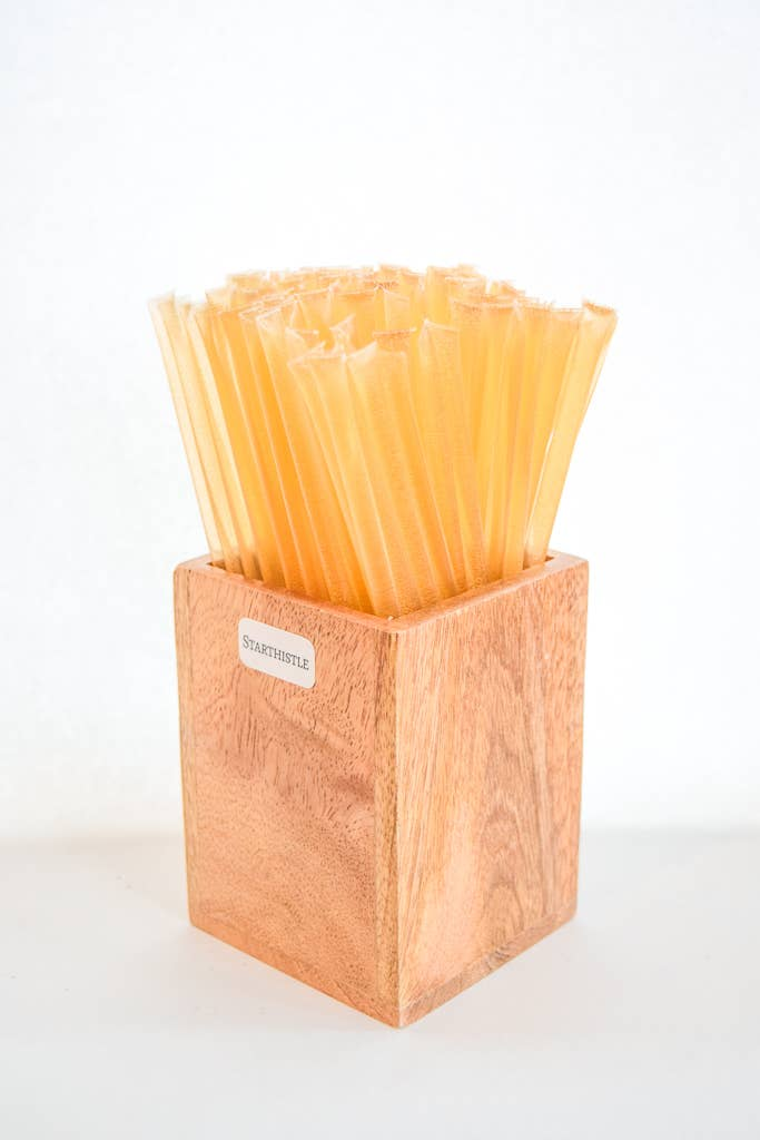 The Bee Box - Honey Sticks - Pack of 10