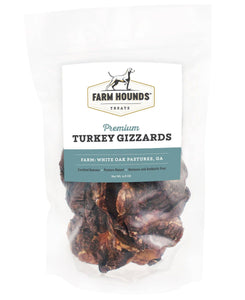 Farm Hounds - Turkey Gizzards