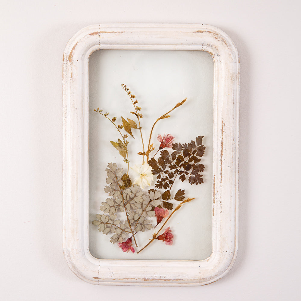 Rectangular Botanical Wall Decor