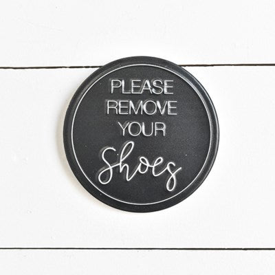 ROUND SHOES SIGN