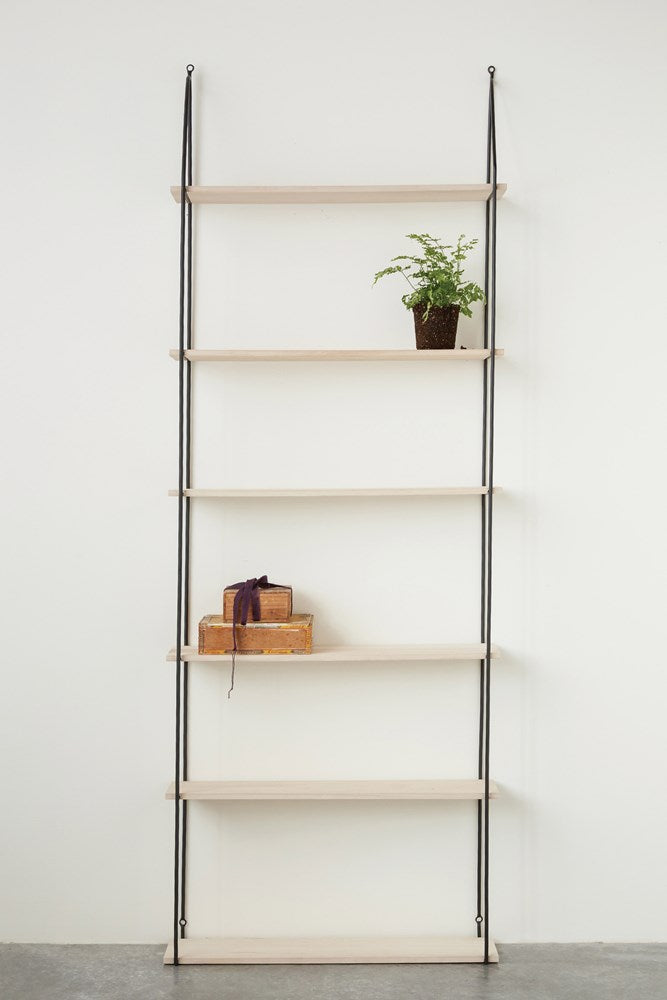 6 Tier Wall Shelf