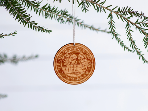 2019 Newnan Ornament