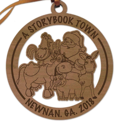 2018 Birchwood Newnan Ornament