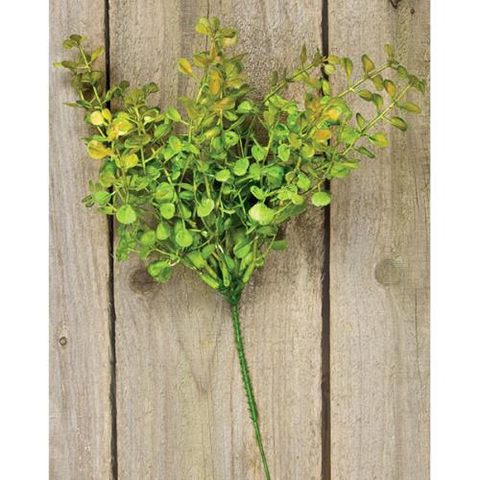 "Baby's Grass Pick, 9"" Light Green"