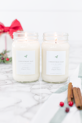 Antique Candle Co. Candle | Christmas Day