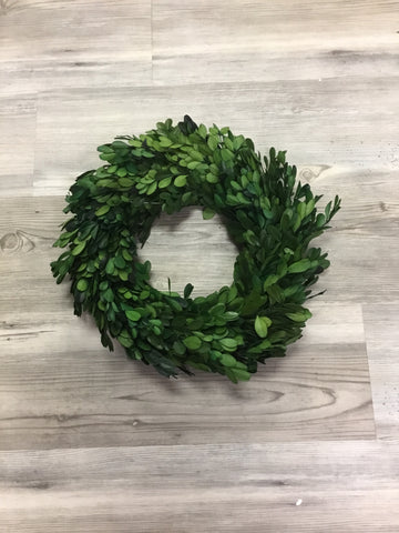 10 inch Boxwood Wreath