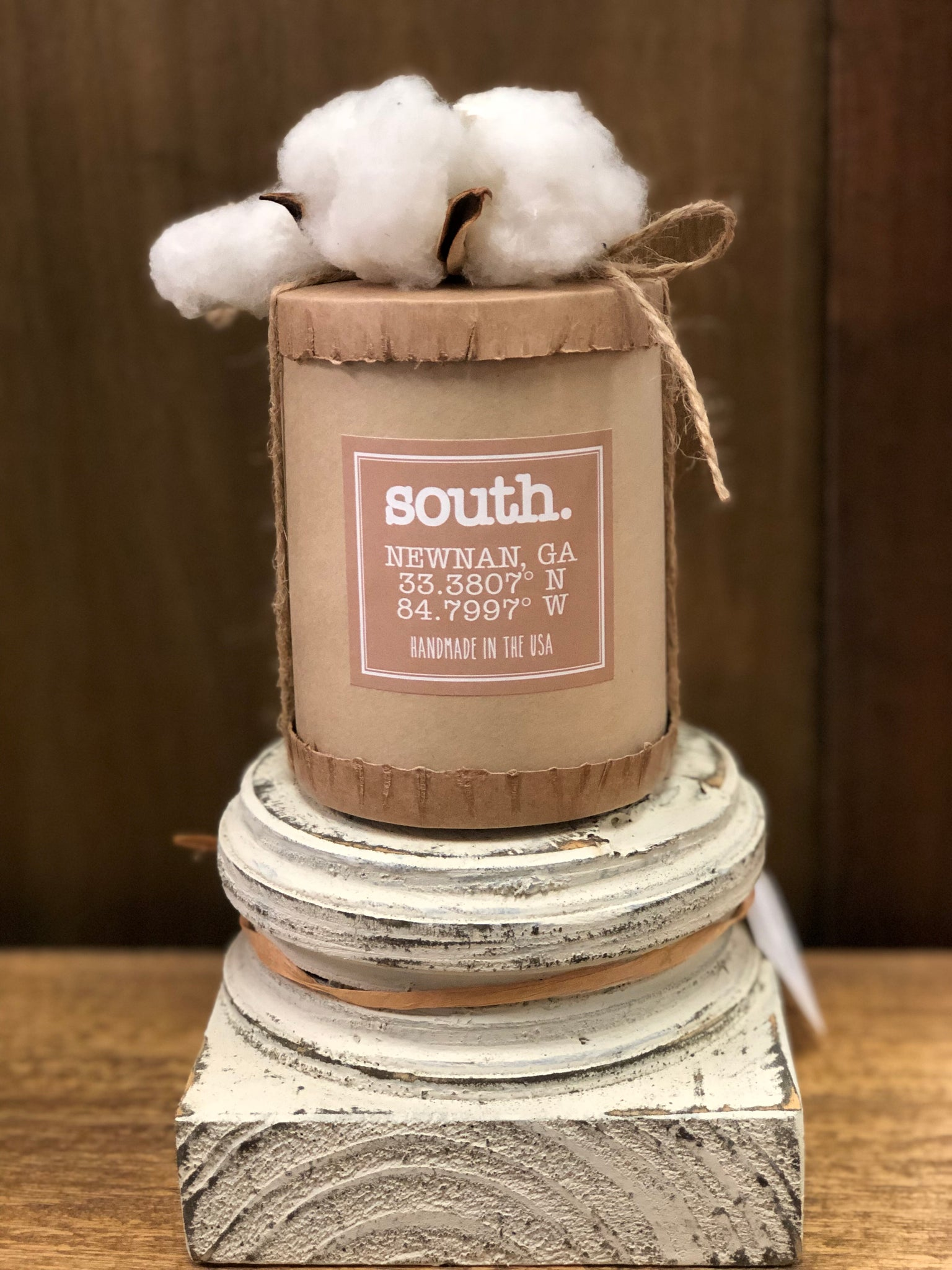South Candle | Newnan Coordinates