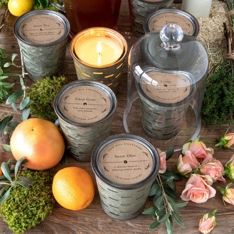 Peach Orchard Park Hill Candle
