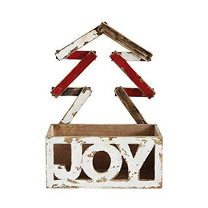 Joy Crate with Tree