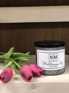 N|M Mediterranean Fig Candle