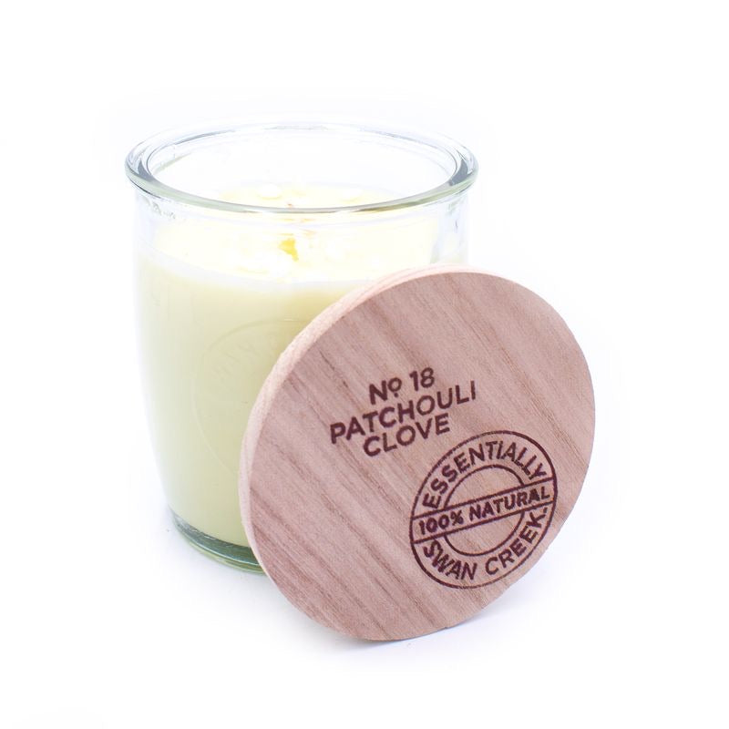 Essential Candle Jar | Patchouli Clove