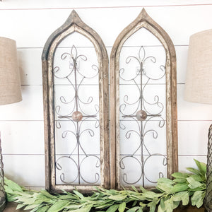 Cathedral Arch Window | 34""