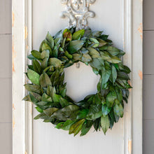 "18"" Lemon Leaf Wreath"