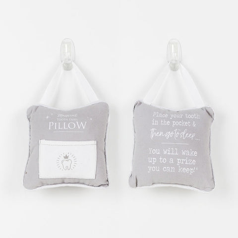 Double Sided Tooth Fairy Pillow