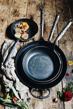 EXQUISITELY HAND FORGED COOKWARE