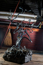 Blacksmith Metal Art by Ryan Schmidt - www.mittysmetalart.com - Metal Bonsai Tree Sculpture