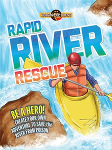 Geography Quest: Rapid River Rescue