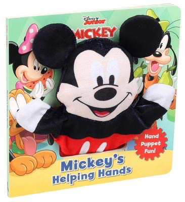 Disney Mickey Mouse Clubhouse: Mickey's Helping Hands